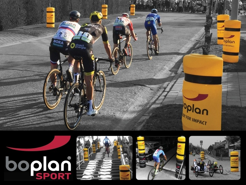 BOPLAN® launches BOPLAN® SPORT at Velofollies