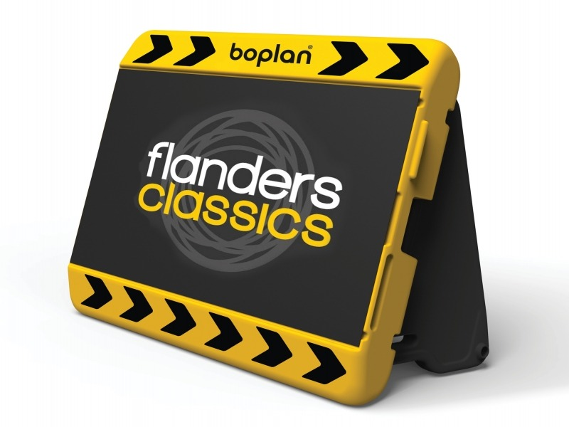 BOPLAN® teams up with race organiser Flanders Classics !