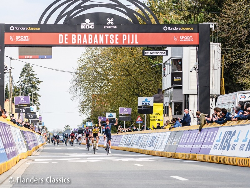 Brabantse Pijl with Boplan® safety solutions