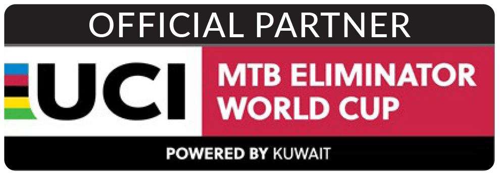 Official partner UCI MTB Eliminator World Cup